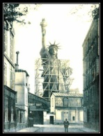 statue of liberty construction