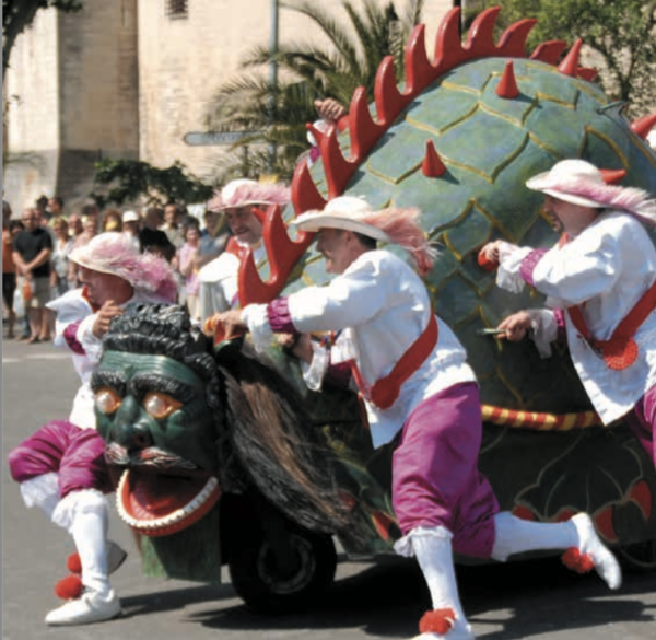 Tarasque Festival